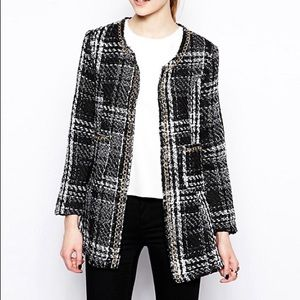 Jackets & Blazers - Hershey Pascual Gloria Tweed Jacket